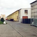 Lagerhalle Müncheberg